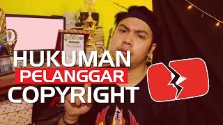 Jenis Pelanggaran Copyright/Hak Cipta Video Youtube
