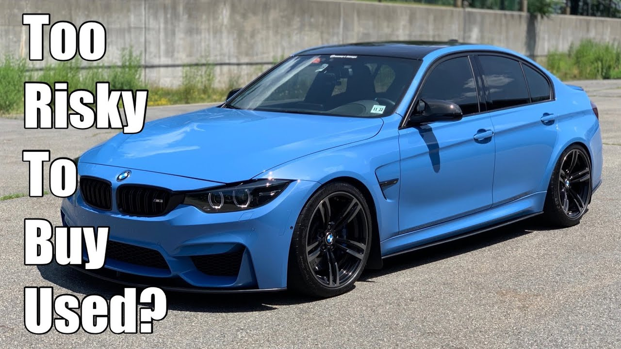 Buy Used Bmw >> Watch This Before Buying A Used Bmw M3 Or M4 F80 F82 F83 What To Look For