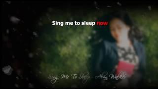 [Karaoke] Sing me to sleep - Alan Walker