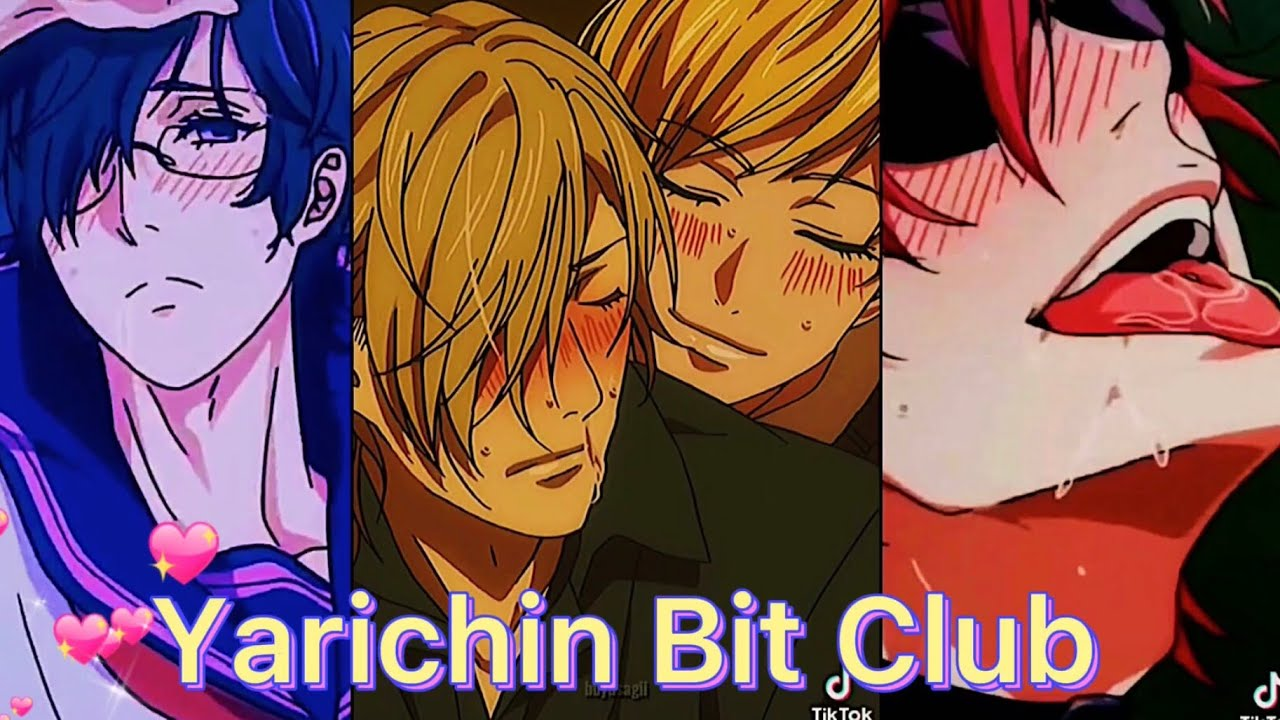 Download Tiktoks of Yarichin B Club that will make you question your sexuality