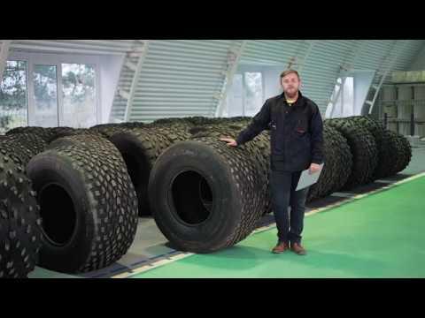 Обзорный фильм о ассортименте шин низкого давления АВТОРОС