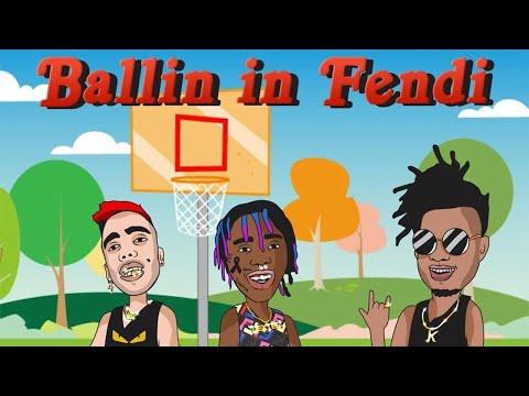 Reggie Mills & Famous Dex - Ballin In Fendi Feat. Sfera Ebbasta