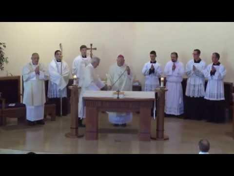 ORDINATION TO THE DIACONATE - DIOCESE OF SANTA ROSA CALIFORNIA
