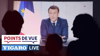 🔴 DÉBAT -  Les MESURES annoncées par Macron sont-elles les BIENVENUES ?