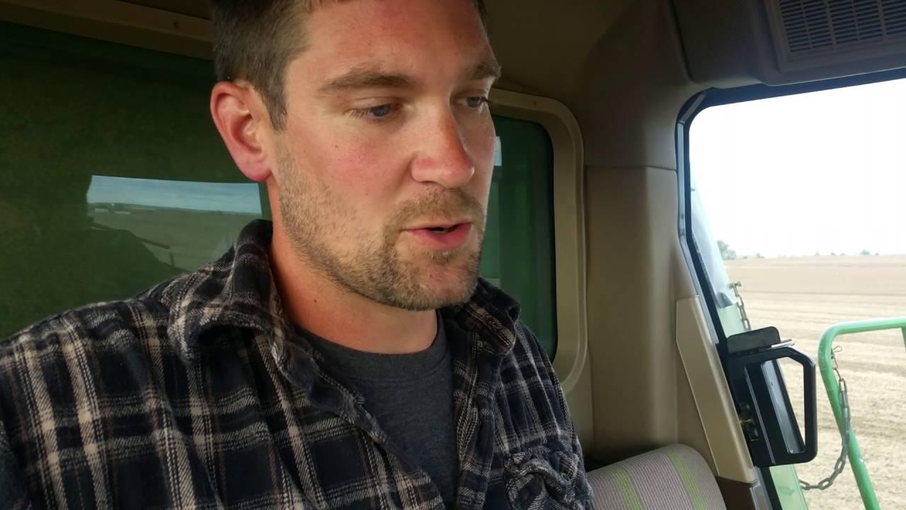 Soybean harvest 2016! - YouTube