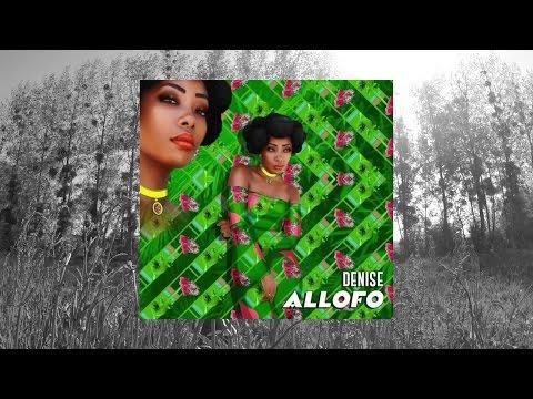Denise - Allofo (VJ CLIP) Lyrics Karaoke Paroles