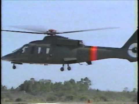 Sikorsky H-76 Eagle FANTAIL Demonstrator