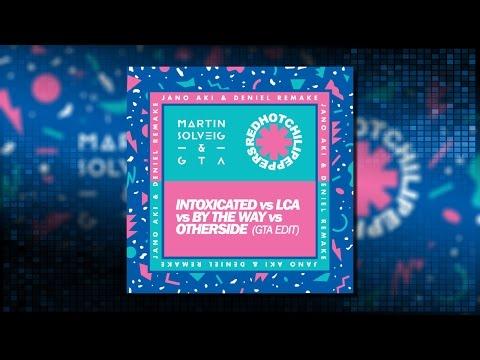 Martin Solveig & GTA, 4B vs RHCP - Intoxicated vs LCA vs By The Way vs Otherside (GTA Edit)