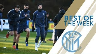 INTER vs UDINESE | WEEKLY TRAINING | Ahead of the next match following PSV clash!