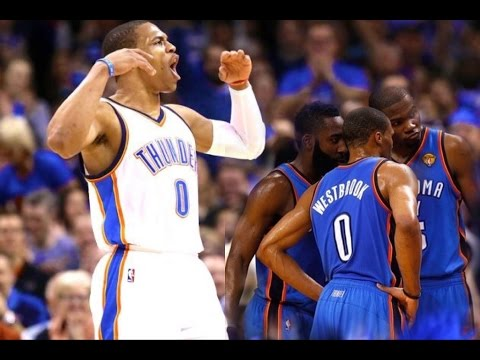 """Russell Westbrook's 2016-2017 MVP highlights """"Do What I Want"""""""