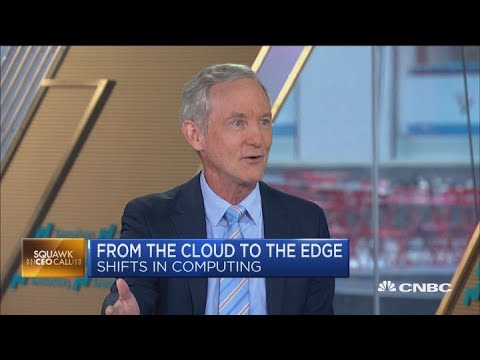 Shifting from cloud computing to the edge, Akamai Technologies CEO weighs in