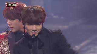 Download Video BTS - FIRE [2016 KBS Song Festival / 2017.01.01] MP3 3GP MP4