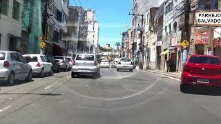 NOTPAROLO (ANKORAŬ EN LA URBOCENTRO DE SALVADORO)