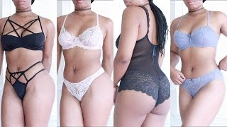 SEXY LINGERIE ADORE ME TRY ON HAUL: 18+ ONLY! | BeautybyGenecia
