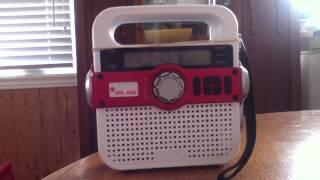Weatheradio Canada - Wind Chill Waning from Greater Sudbury (NO EAS) 23/01/2013