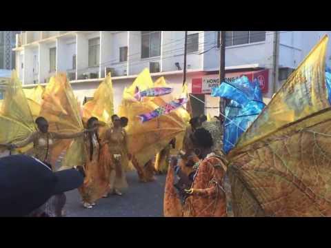 TRINIDAD & TOBAGO CARNIVAL 2018