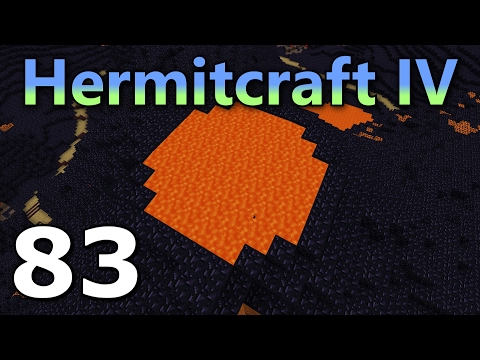 Hermitcraft 4 Ep. 83- Volcanic Eruption!