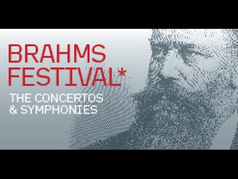 Asher Fisch Conducts Brahms