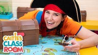 Caitie's Classroom Live - Pirates!