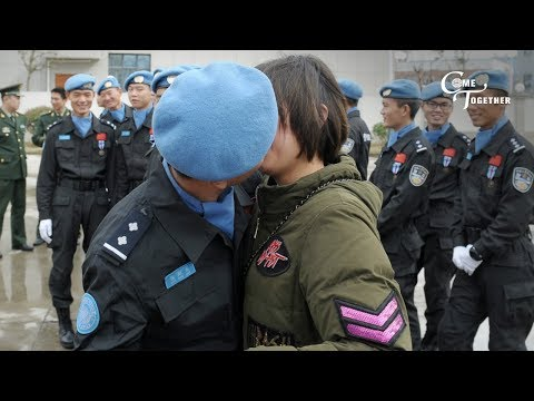International Day of Peace: Kiss for Peace