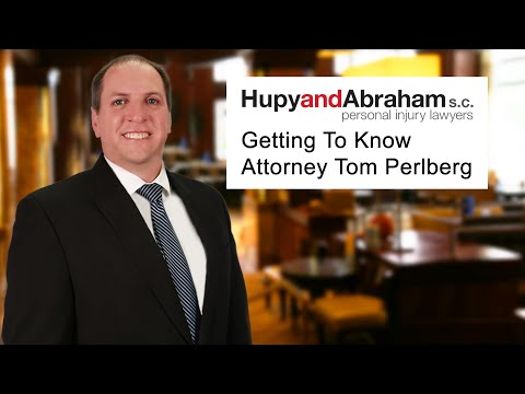 Attorney Thomas Perlberg joined Hupy and Abraham in 2010, following years of insurance defense practice.