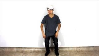 Урок клубных танцев для мужчин | покачиваясь танца