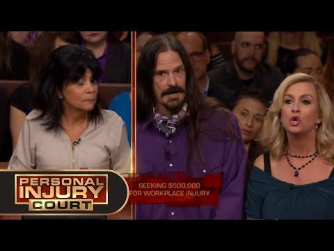 Falling On The Sword…Literally – $500,000 Case (Full Episode) | Injury Court