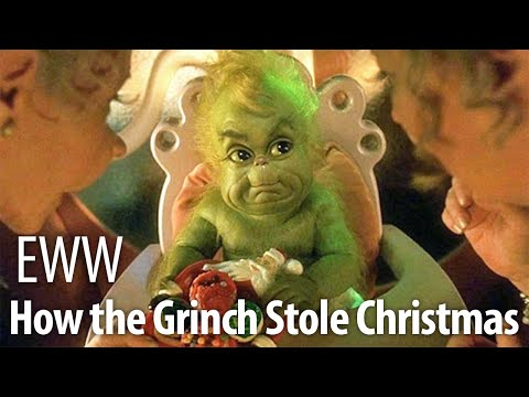 Everything Wrong With How The Grinch Stole Christmas – Again – With Nostalgia Critic