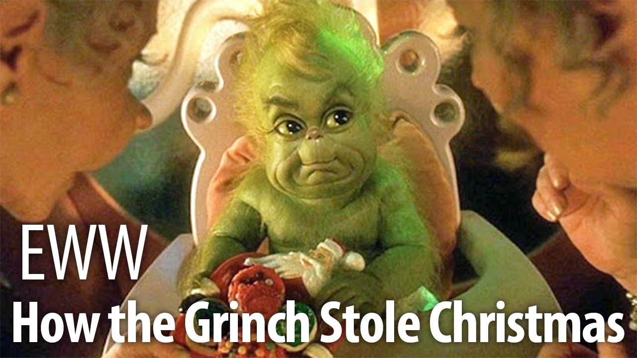 everything wrong with how the grinch stole christmas again with nostalgia critic youtube - Youtube How The Grinch Stole Christmas