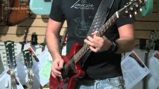 PHIL X FRIDAY WITH A 1959 Gibson Les Paul Junior 01215