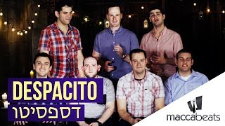 The Maccabeats - Despacito - דספסיטו (Amram Adar ft. Itzik Shamli Cover)