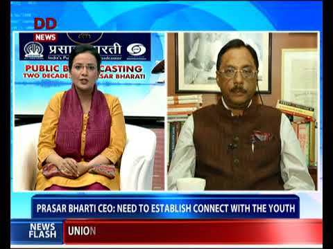 Special Programme on 'Two Decades of Prasar Bharati'