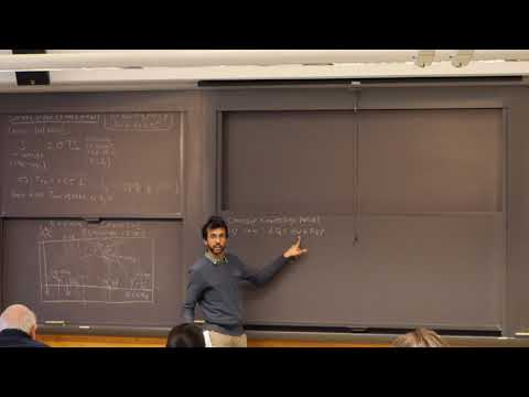 Climate Change Blackboard Lectures Day 1