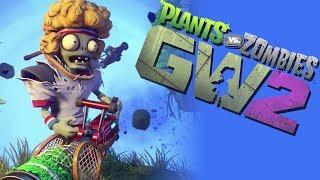 Plants vs. Zombies: GW 2 #67 - TENNIS STAR