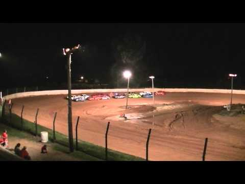 6-27-15 mini's feature race western kentucky speedway