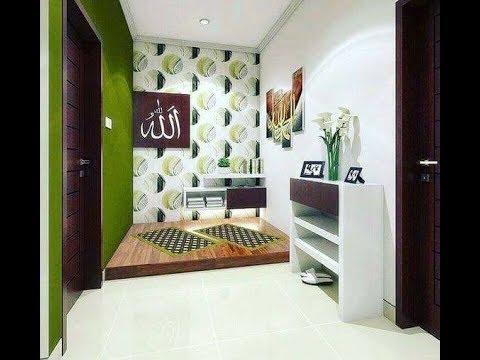 Desain Mushola Rumah Minimalis