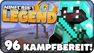 ICH BIN KAMPFBEREIT! - Minecraft LEGEND #96 | Zinus