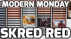 Modern Monday: Skred Red (Match 1)