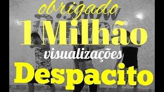 Despacito - Luis Fonsi ft. Daddy Yankee - Show Ritmos - Coreografia- Zumba
