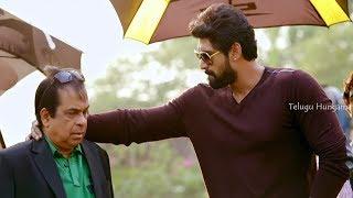 Rana Daggubati And Brahmi Latest Funny Comedy Scene   Telugu Comedy Scenes