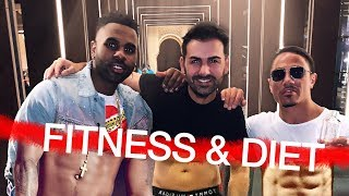 HOW TO GET A GOOD BODY with Jason Derulo ft. SaltBae NusrEt