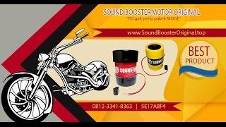 Testimoni Sound booster Motor