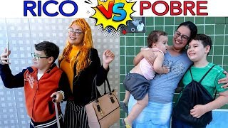 RICO Vs POBRE - VOLTA ÀS AULAS