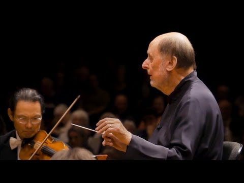 Roger Norrington | Beethoven: Sinfonie Nr. 3 Es-Dur op. 55 (Eroica) | SWR Symphonieorchester