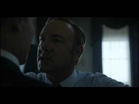 House of Cards -Frank vs Marty the lobbyist