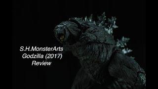 S.H.MonsterArts Godzilla (2017) Review