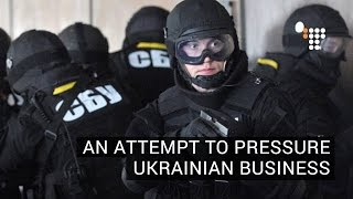 An Attempt To Pressure Ukrainian Business – The Search Into