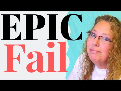 Epic Fail: Making a Silicone Mold for resin art! NAILED IT? How NOT to Win! I HATE SILICONE!