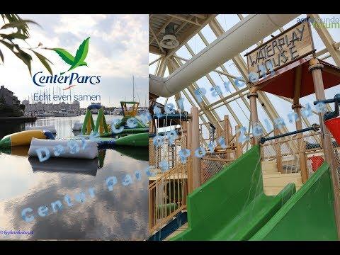Dagje Center Parcs Port Zélande met Water Playhouse