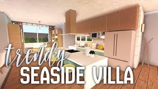 ROBLOX | Welcome to Bloxburg: Trendy Seaside Villa 165k